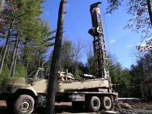 photo of Water Wells Drilling Rig